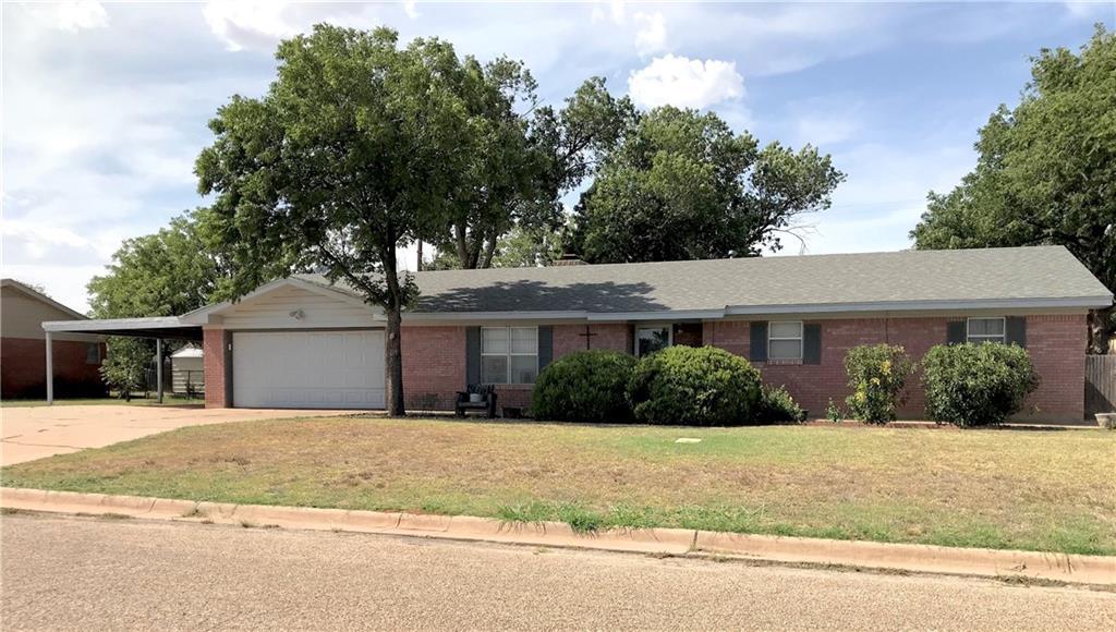1405 Compton, Stamford, TX 79553