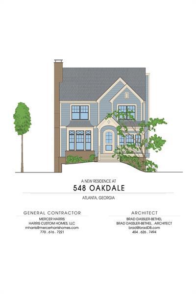 548 Oakdale Road NE, Atlanta, GA 30307