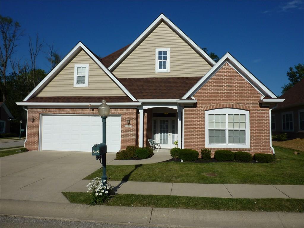 509 Oak Leaf Drive, Greencastle, IN 46135