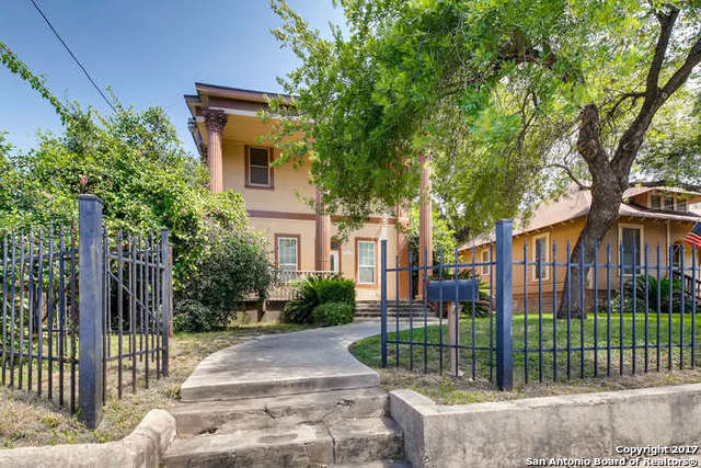 411 E CARSON ST, San Antonio, TX 78208