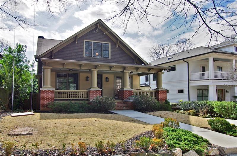 1607 Marlbrook Drive NE, Atlanta, GA 30307