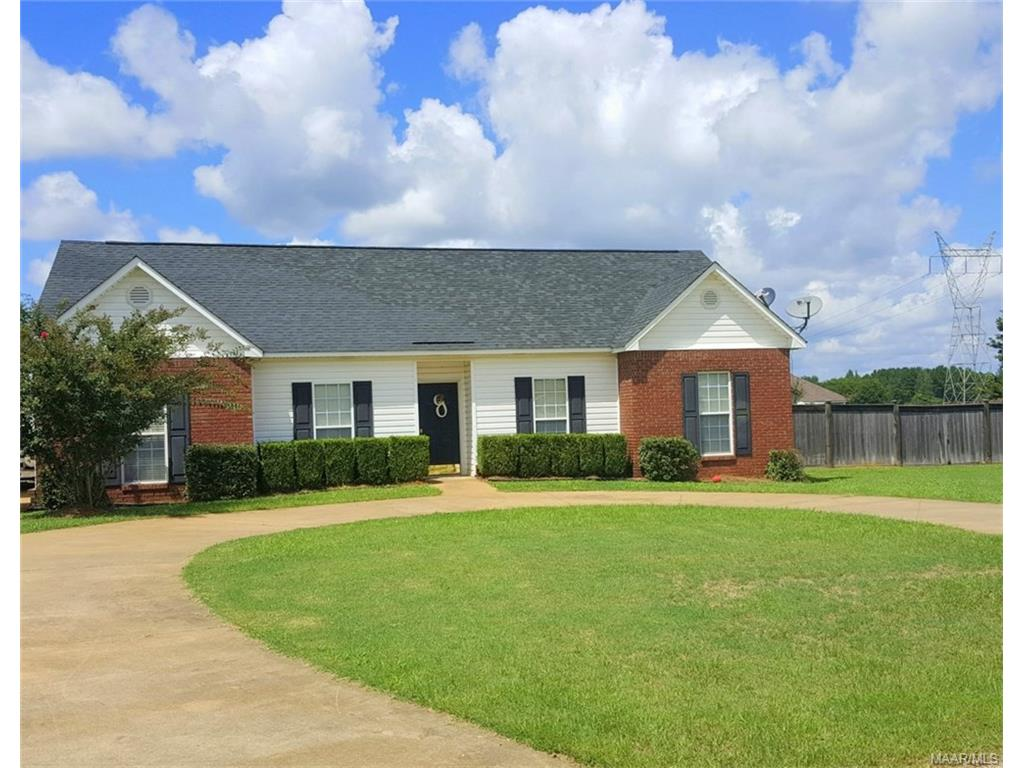 103 Tracy Court, Deatsville, AL 36022