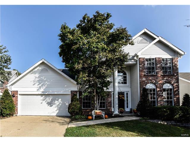 16714 Kingstowne Estates Drive, Wildwood, MO 63011