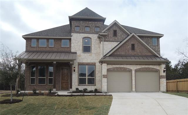 Last chance Columbia floor plan! This plan has a room for all of your entertaining needs! Study, Game, Media, Family, Formal Dining & Breakfast Area! Granite Countertops, Custom Tile Backsplash, Covered Back Patio, Full Sprinkler/Sod in Front & Rear Yards. See Agent for Details on Finish Out. Available Now!