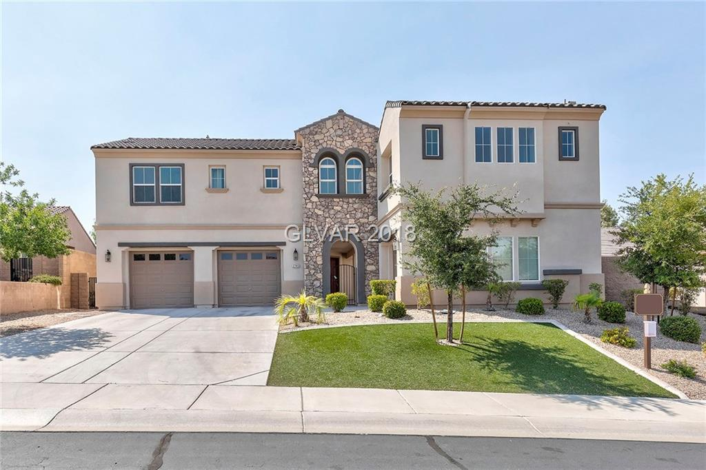 New paint inside & out. New carpet and new dishwasher. Entertainer's delight includes outdoor kitchen and lush green all around the pool. Huge backyard with 2 courtyards. Huge walk in closets as well. Come see this beautiful home today!