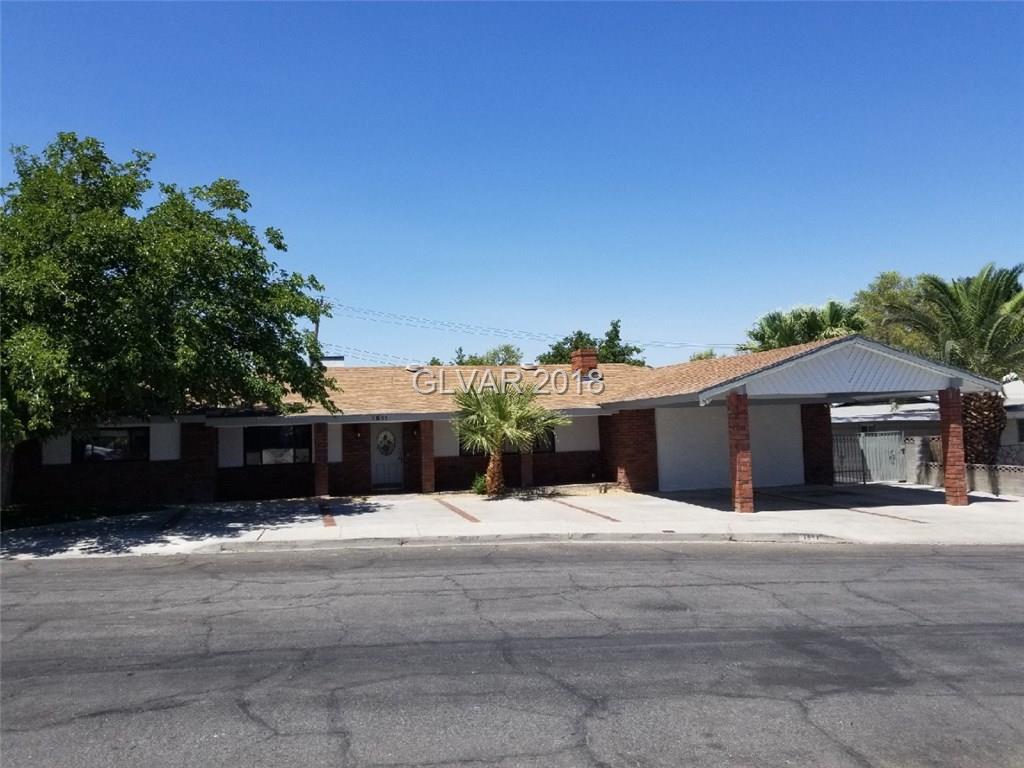 1511 FRANKLIN Avenue, Las Vegas, NV 89104