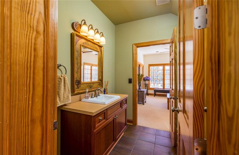 Bathroom in Main House