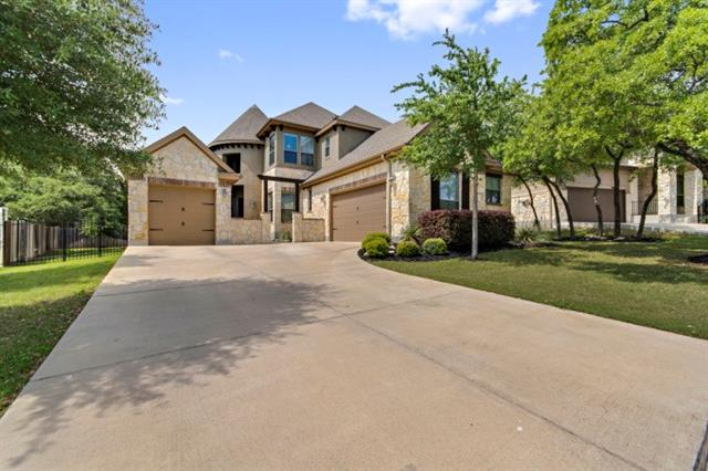 Just Listed! Beautiful 5bed/3.5 bath + Gameroom & Study in the desirable Reserve at Brushy Creek community!  This home features a 3 car garage: 2-car attached/ 1-car detached, which gives you lots of flexibility/ideas for usage. Gorgeous kitchen boats custom cedar beans overhead. Lots of light & countertop space. The spacious master has his/ her closets & a door leading to a very private backyard. This is one of the largest lots in the community.
