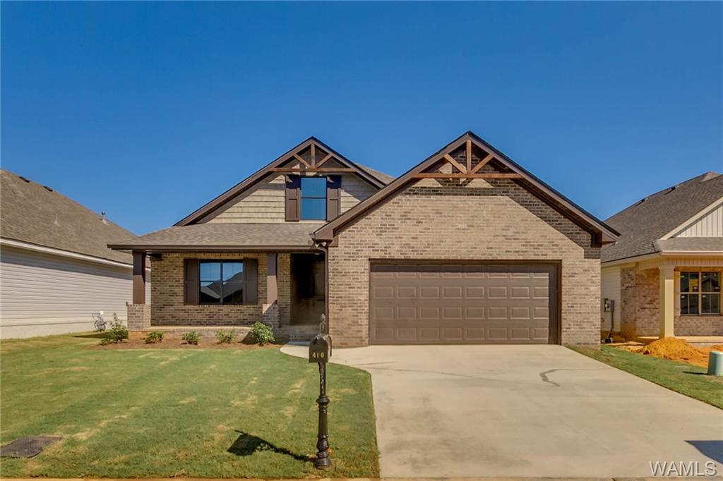 Go ahead, call your lender! Don't let this new construction get away from you. Granite in the kitchen, durable flooring, flex space/formal dining/office/playroom, accent ceiling in the master.......the list goes on. PLUS there is a finished bonus room upstairs. To top all of this off....It's located in USDA (100%) financing area. First come, first serve.