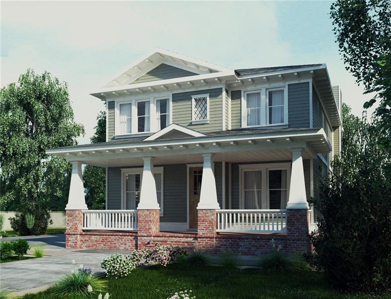 1281 Lanier Place NE, Atlanta, GA 30306