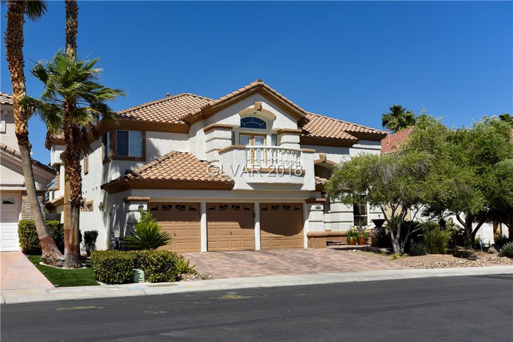 1817 CORTA BELLA Drive, Las Vegas, NV 89134