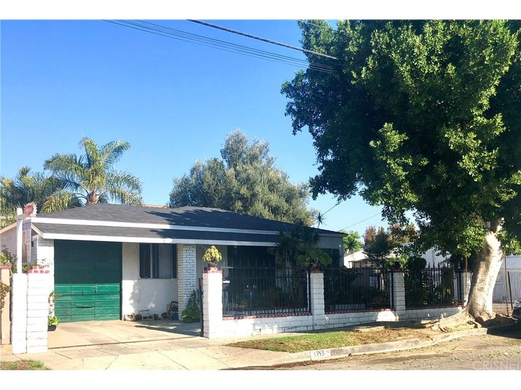 1115 MOUNTAIN VIEW Street, San Fernando, CA 91340