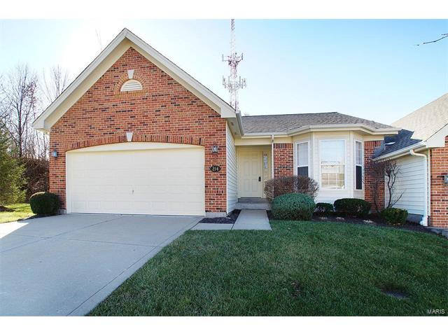 214 Cordovan Commons Parkway, Chesterfield, MO 63017