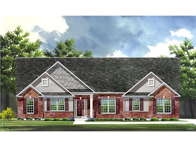 0 BUILD OZARK@Bur Oaks, Chesterfield, MO 63005