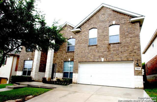 514 Hillside Ct, San Antonio, TX 78258