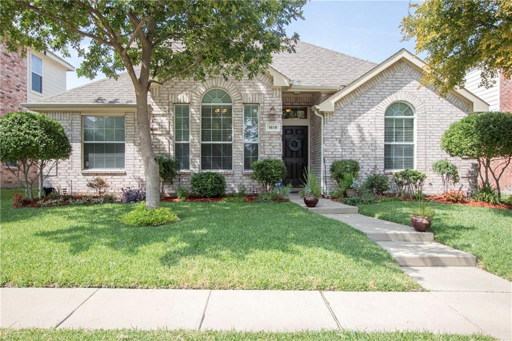 1619 Mineral Springs Drive, Allen, TX 75002