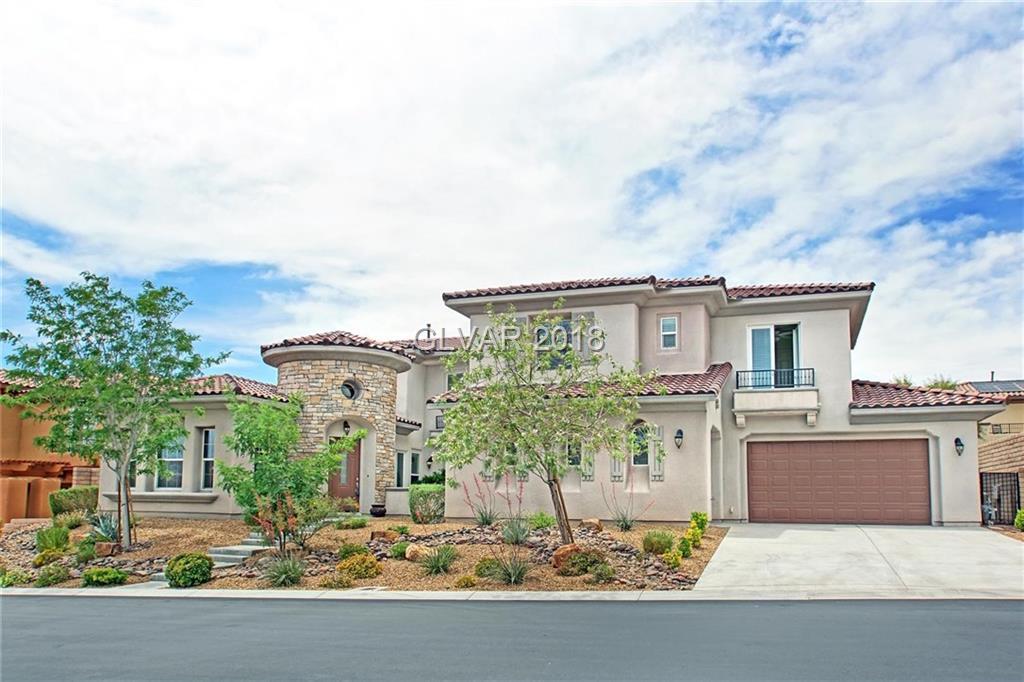 705 CORIANDER CANYON Court, Las Vegas, NV 89138