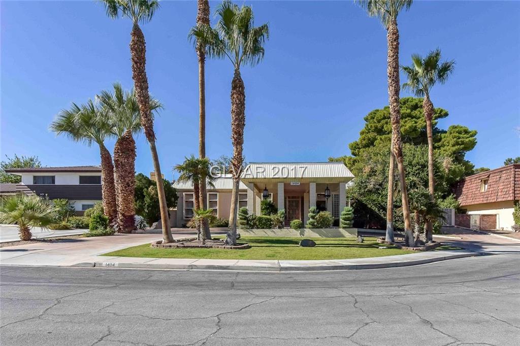 1404 MARIA ELENA Drive, Las Vegas, NV 89104