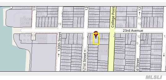Location! Location! Lot 50X100, Zone R4A, Sell For Lot Value. And Close To Q65, Q25