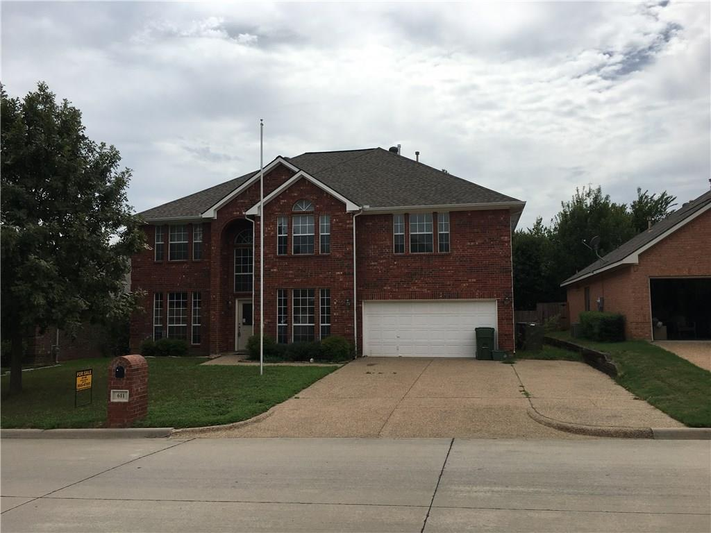 611 Everglade Drive, Mansfield, TX 76063
