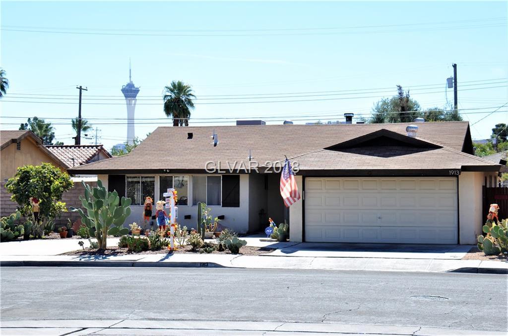 1913 GRANITE Avenue, Las Vegas, NV 89106