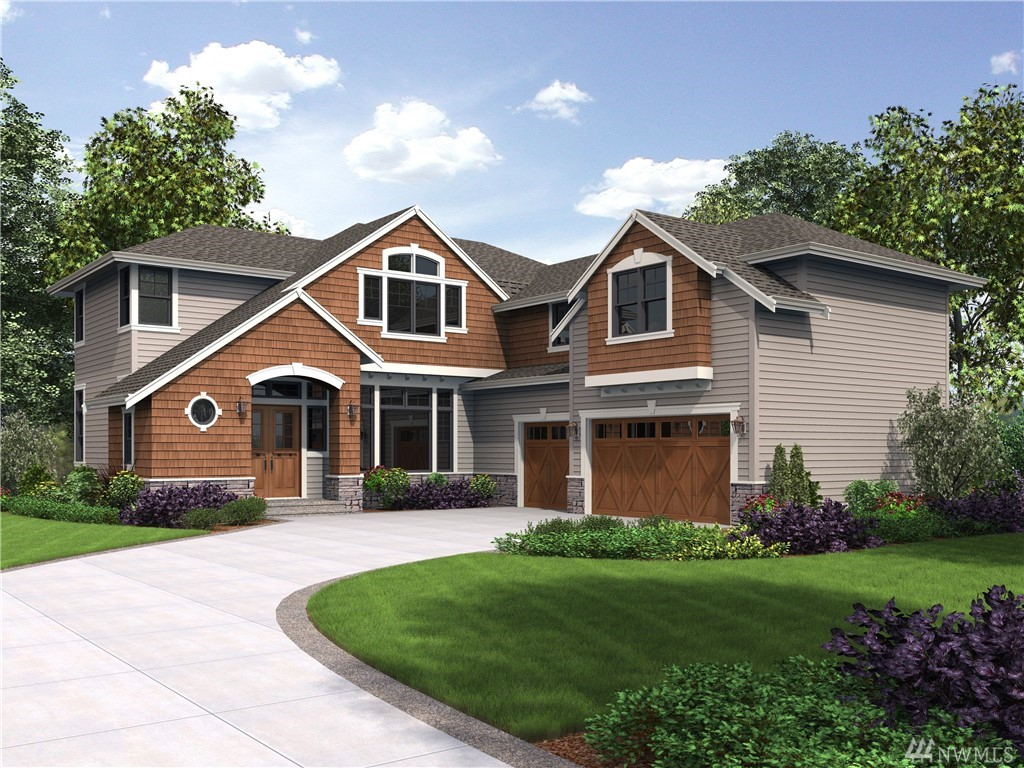 Own new construction by Boitano Homes in highly desirable Hunters Glen community. Award winning Lake Washington Schools & easy access to 520 & downtown Redmond. Enjoy a Great Room & adjacent gourmet kitchen w/island, slab surfaces, SS appliances, walk-in pantry & Butler's Pantry. Main floor incl optional den/guest suite w/3/4 bath. Upstairs incl two guest bedrooms, bonus rm & extra finished rm. Lavish Master/bath suite w/walk-in closet. 3 car garage, covered outdoor living w/deck & much more!