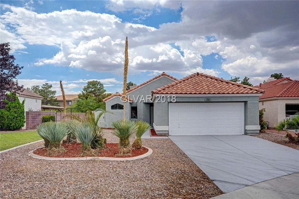 151 COVENTRY Drive, Henderson, NV 89074