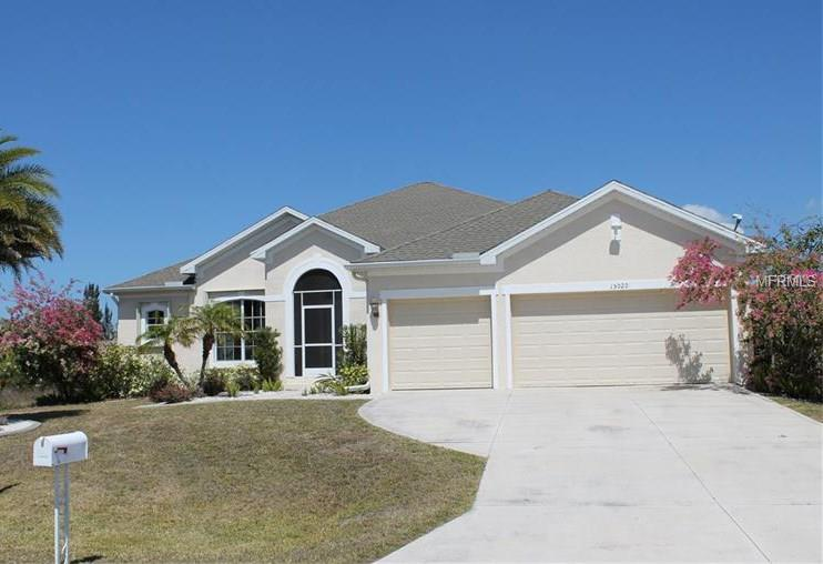 15020 ALSASK CIRCLE PORT CHARLOTTE, Florida