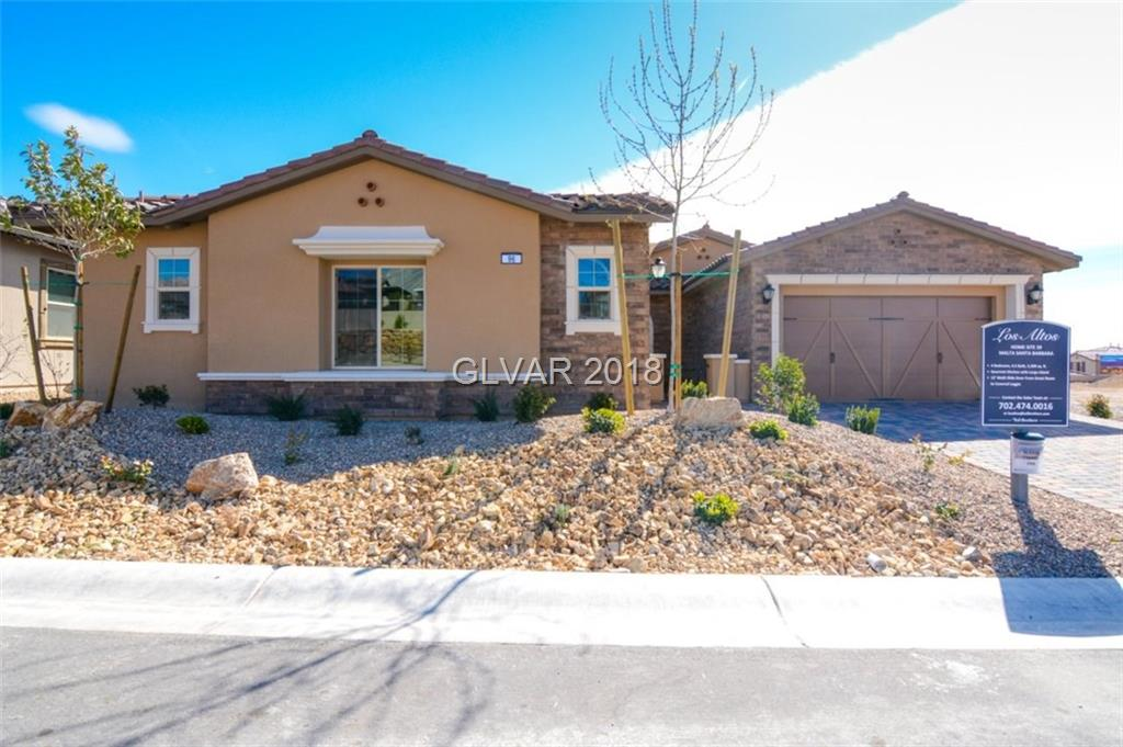 96 BASQUE COAST Street, Las Vegas, NV 89138