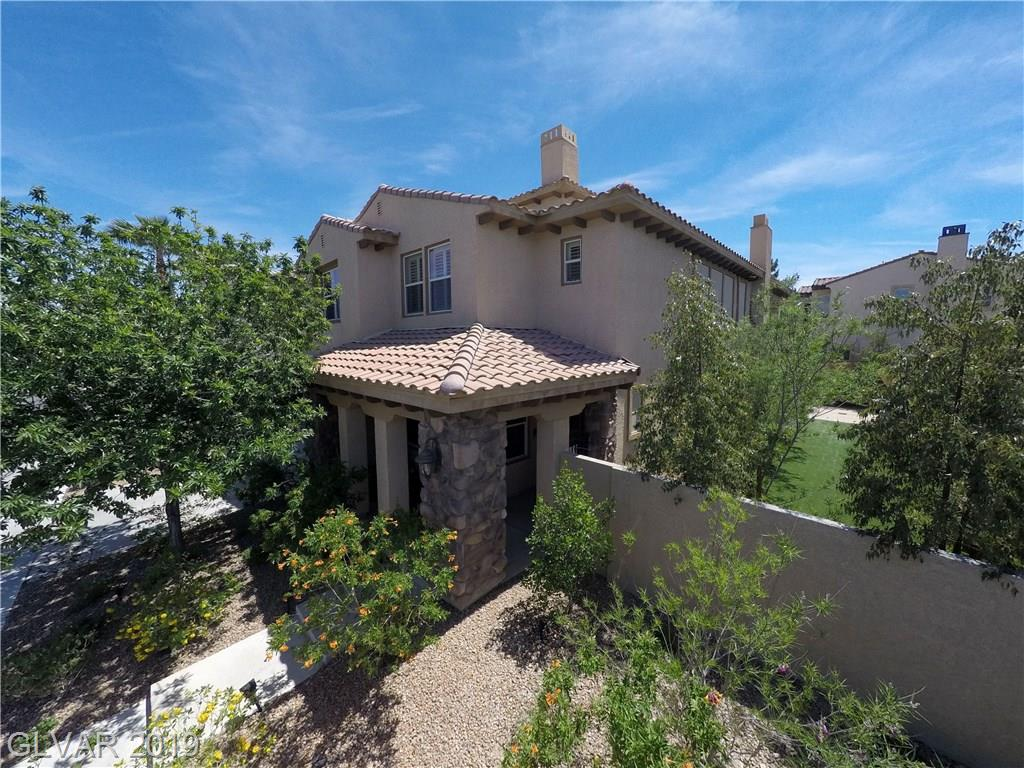 Incredibly updated home in Tuscany opposite the recreation center, pool, and tennis court. Five bedrooms all with en-suite bathrooms, first floor bedroom and attached full bath. Gourmet kitchen with granite counter tops, Bosch appliances, and custom cabinets. Master bedroom has an attached balcony, loft, walk in closet, and stone shower. Spiral staircase and home automation. Fully finished backyard with established landscape and raised garden.