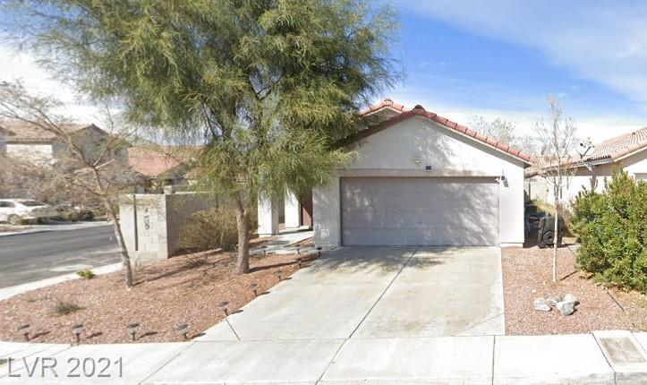 Spacious home located on a corner lot in a desirable Silverado Ranch community. Popular floor plan is open and bright offering flexibility suiting many needs. Spacious kitchen features a desk area, nook, and direct patio access. Backyard features a convenient patio.