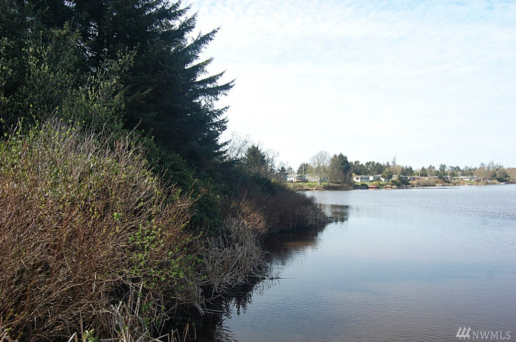 Awesome Lakefront lot in wonderful Ocean Shores, the greatest development in Washington's history. Enjoy quick access to the ultimate fishing spots and walk out your back door to the beach location. Have fun at the local shops, bars and restaurants that are easy to get to from this lot. Water, sewer and power utilities are located in the street and ready for hook-up. Build a dream home or camp 90 days a year. Owner Financing available with 25% down and $1000 per month.