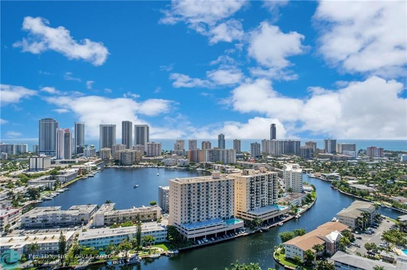 Come enjoy amazing views from your 9th floor home. This oversized 4/2 builders unit is the perfect home for you to kick back and enjoy everything South Florida has to offer.  This home boasts over 2100 sq ft of living space, not one, but two balconies, tile flooring, hurricane impact windows, fresh paint and tasteful upgrades.  This home is walking distance to the beach, close to Gulfstream, The Big Easy, shops, malls, restaurants, Aventura and minutes away to Fort Lauderdale Airport.   This home is close to major highways and offers an easy commute to anywhere.  A true gem that you must see.