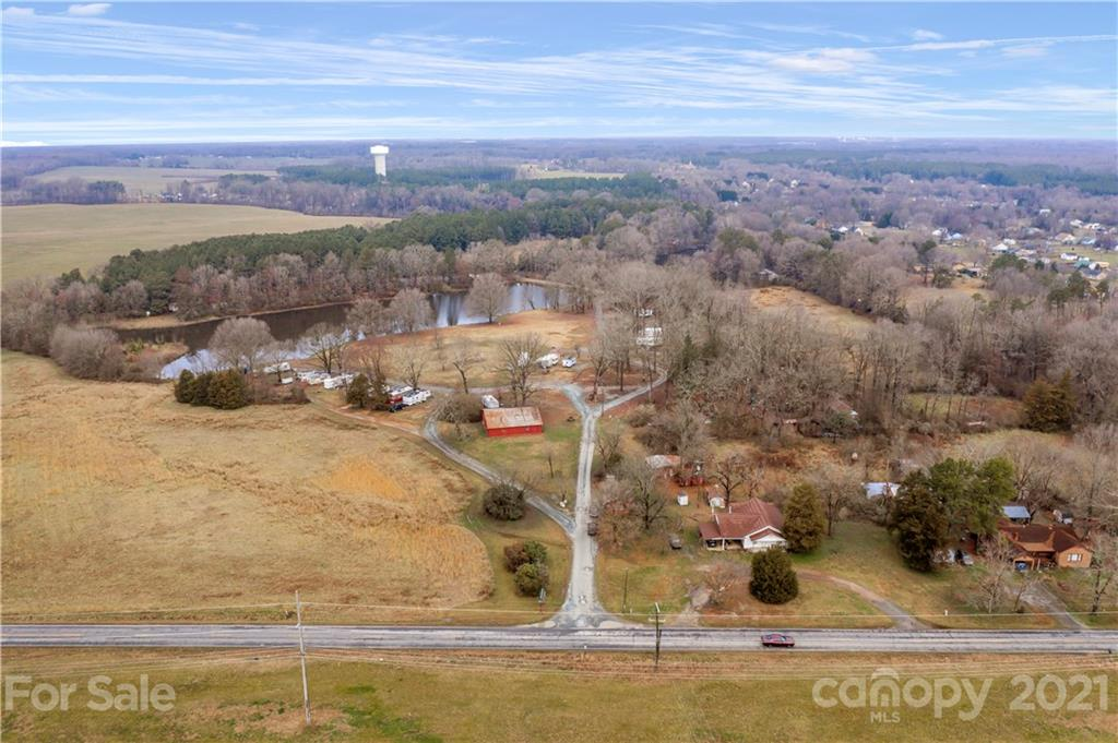 There are three parcels for a total of appx 50 + - acres. There are two homes on the on the land that are tenant occupied. The value in this is the land homes are tenant occupied please don't disturb the tenants