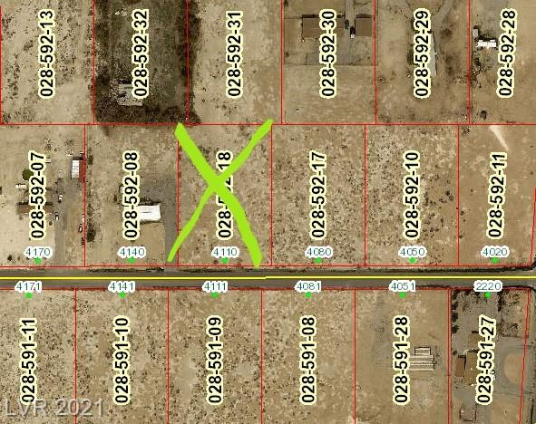 4110 Forest Road, Pahrump, NV 89048