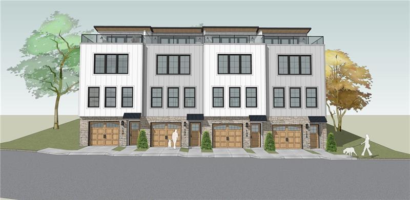 128 E Jefferson, Central North Side, PA 15212