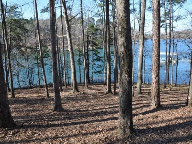 Waterfront Lake Keowee Lots for Sale - Seneca - Salem