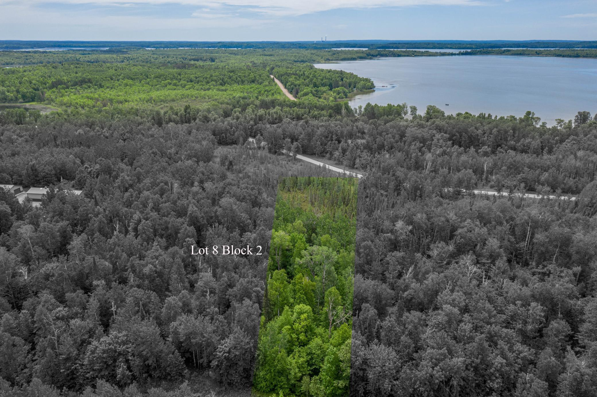 The Land is a plat with 15 available lots in a prime location just north of Deer, Moose and Little Moose lakes with several of the lots backing onto the Chippewa National Forest. The lots all have access to underground utilities including electric and Paul Bunyan high speed internet. This lot offers nearby access to miles of public forest, trails and the Suomi Recreation Area. Build your new home, cabin or use as a recreation lot for year round outdoor adventure.