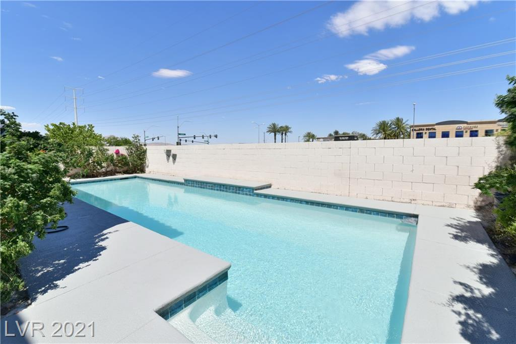 Lovely 4 bedroom home with a private pool! Near shopping, freeways and schools.. Spacious living room with a bedroom and bathroom downstairs. Newly done pool and decking! Make this beautiful home yours in time to enjoy the new pool on these hot summer days! This home is a must see!