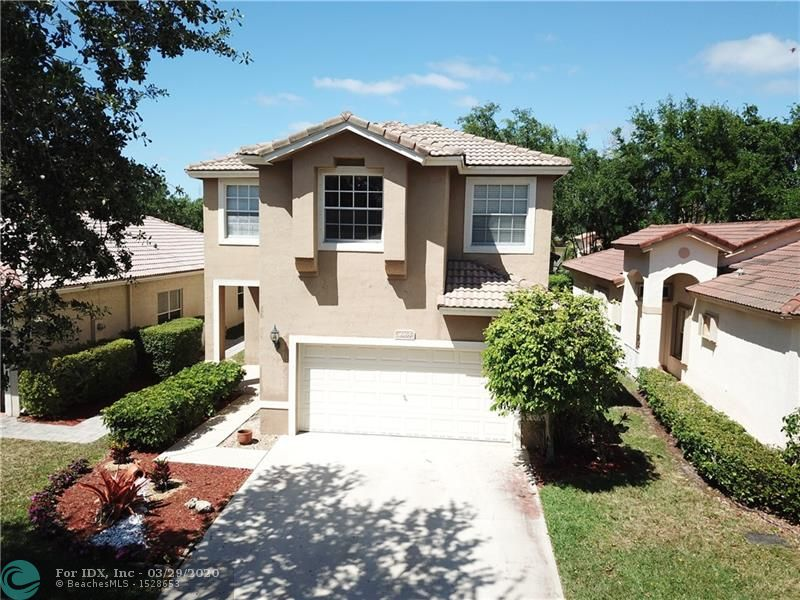 Don't miss out on this highly customized and meticulously maintained home in the highly sought after community of Regency Lakes.  Located just north of Wiles Rd. in between Lyons and 441, this community has easy access to the turnpike and the Sawgrass expressway.  This home is surrounded by many shops and restaurants, and is only minutes away from the Promenade and the new Uptown Boca development.  This home has been heavily upgraded with high end finishes.  The layout was designed with both privacy and entertainment in mind.  With 3 bedrooms and 2.5 bathrooms, this is the perfect family home.  Local schools are A rated, and some of the most desirable in Broward county. HOA includes cable TV, security system, and lawn care. Homes in this area move quickly, so schedule your showing today!