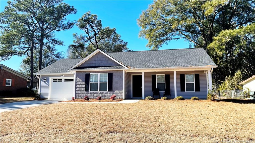 1918 Martindale Drive, Fayetteville, NC 28304