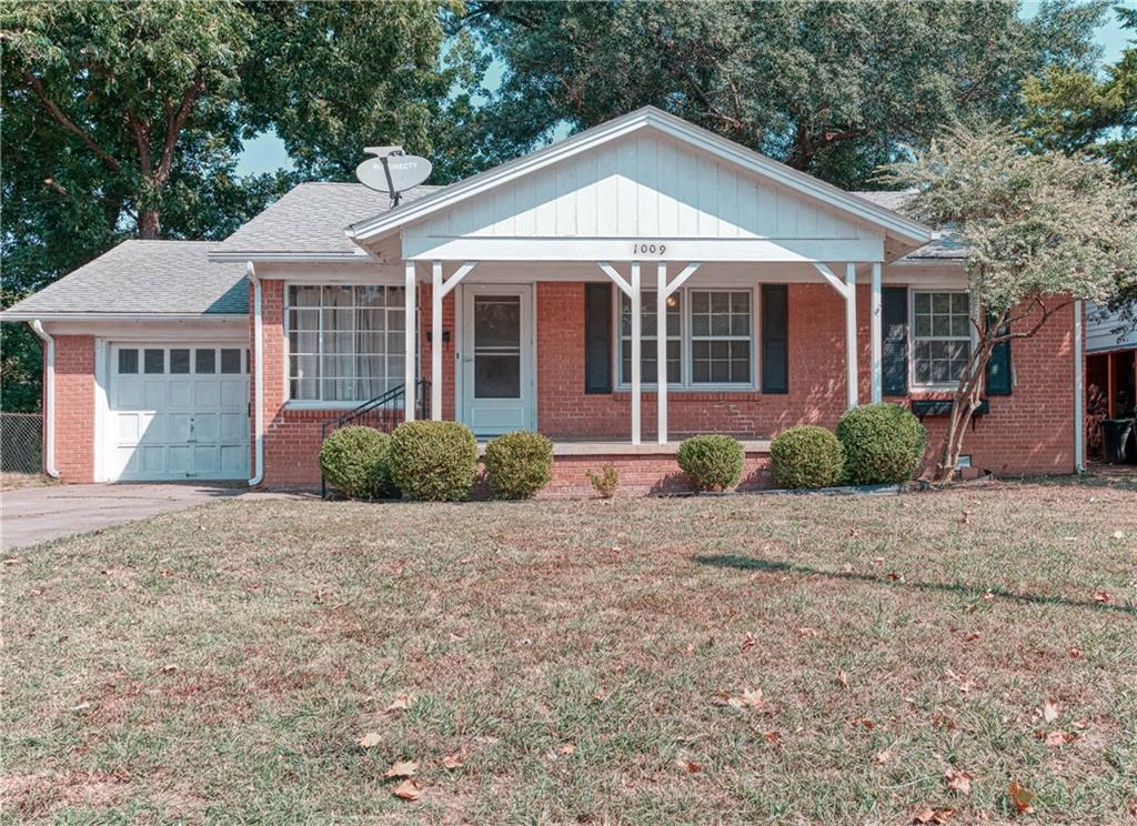 This home is a charmer. With mature trees lining the streets, it makes it a cozy neighborhood to live in. There are pocket doors and ceiling fans in all the bedrooms. There is a patio outback to entertain on the weekends. Come see how you can make this property your own.