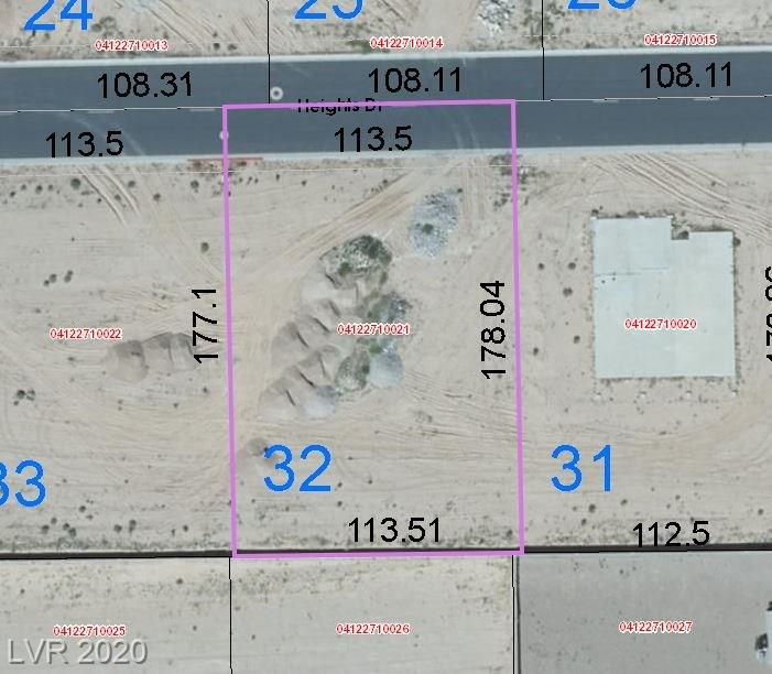 1557 HEIGHTS Drive, Logandale, NV 89021