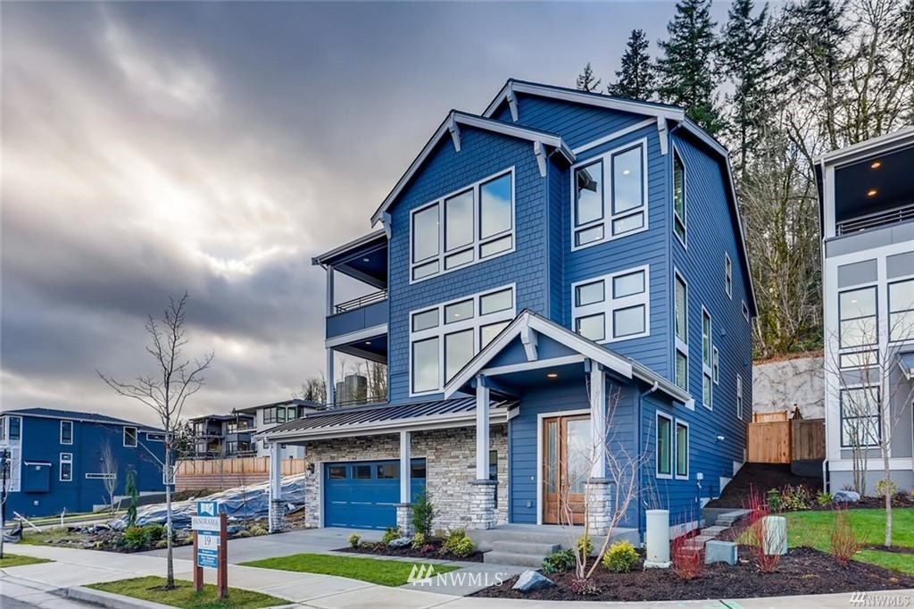 463 Foothills Drive NW, Issaquah, WA 98027