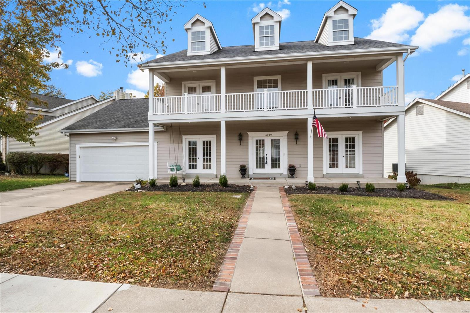 16949 Crystal Springs Drive, Chesterfield, MO 63005