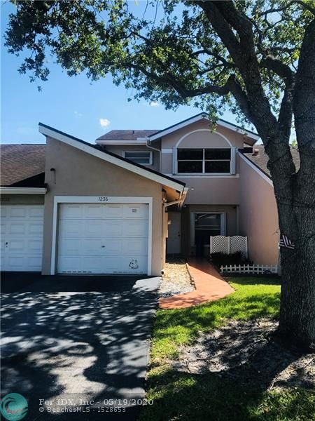 UNIQUE AND RARE TO FIND 2 BEDROOMS, 2.5 BATHROOMS & ONE-GARAGE TOWNHOUSE IN THE QUIET COMMUNITY OF CRYSTAL KEY POINT. UPGRATED KITCHEN W/BLACK GRANITE AND BEAUTIFUL FLOORING.  SCREENED PATIO. ACCORDION HURRICANE SHUTTERS. READY TO MOVE IN. ALL AGES, PETS WELCOMED, AND COMMUNITY POOL, TENNIS COURT, AND CLUBHOUSE. EASY ACCESS TO MAJOR HIGHWAYS.