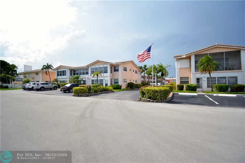 Welcome to the wonderful community of Venetian Park Gardens located in Lighthouse Point. Here you are only a few minutes away from the beach, great dining and shopping, This remodeled, designed and upgraded 1/1 offers the best of Florida living. This unit is being sold Fully Furnished, perfect for a quick sale! First floor entry with your assigned parking spot right outside your door. The community pool and clubhouse are just steps away. This unit is also available as an Annual Rent for $1200/month.