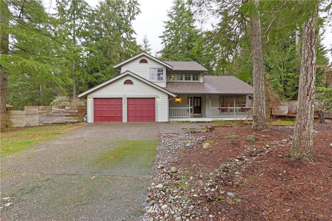 First time rented, this meticulously maintained home is up for grabs!  Conveniently located in a quiet culdesac sits this 3br 2.5ba home minutes from Naval Base Bangor and in the Central Kitsap school district.  Features include fully fenced backyard, shop, deck and so much more.  Don't wait!! First/last/deposit
