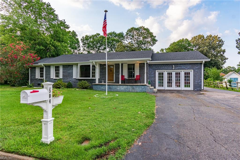 504 Dinwiddie Court, Chesapeake, VA 23322
