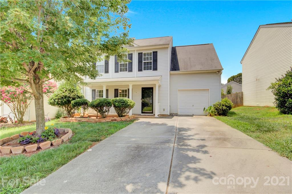 This 2-Story beautiful home is priced to sell. It comes with 4 beds, 2.5 baths, and so much more. The spacious Master Suite is situated on the upper level offering a walk in closet, dual vanity sinks, and garden tub. The 4th bedroom is secluded from the other three which will give you privacy and can be used as a home office. The functional kitchen comes complete with black appliances and is adjoined to the formal dining area. The property is in a well established neighborhood convenient to airport and major highways.